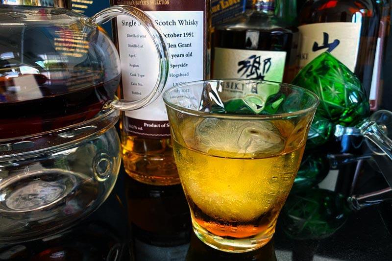 白桦茸和清酒食谱系列