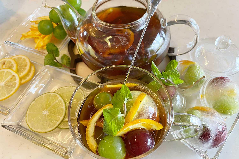 Style de thé